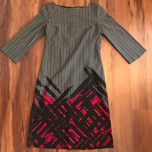 Nine West Modern Sheath Dress